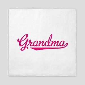 Grandma Queen Duvet