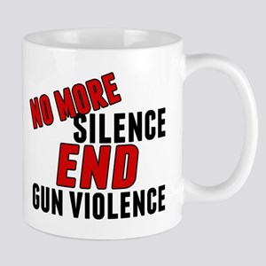 Stop Gun Violence 11 oz Ceramic Mug