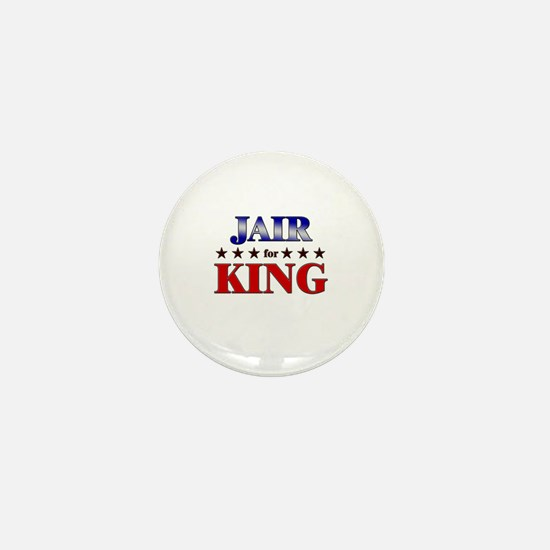 JAIR for king Mini Button