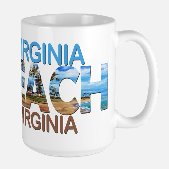 Summer virginia beach- virginia Mugs