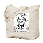 REAGAN Is My Homeboy -Tote Bag