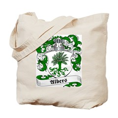 Albers Family Crest Tote Bag