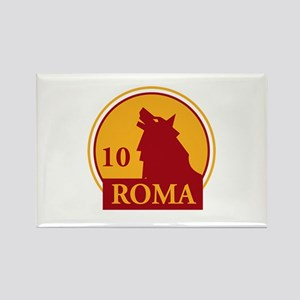 Roma 10 Rectangle Magnet
