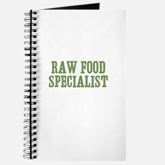 Raw Food Specialist Journal