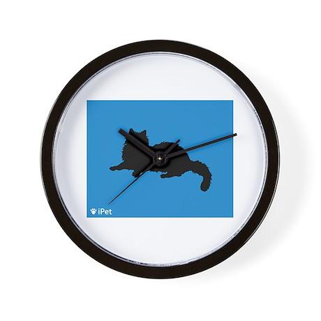 Ragdoll iPet Wall Clock