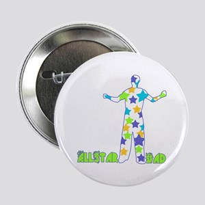 All Star Dad Father's Day Button