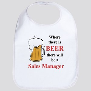 Sales Manager Bib