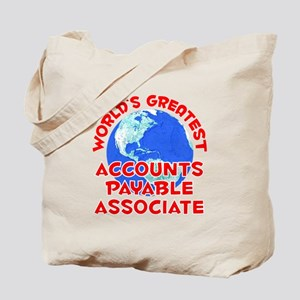 World's Greatest Accou.. (F) Tote Bag