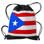 Puerto Rico Drawstring Bag