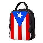 Puerto Rico Neoprene Lunch Bag