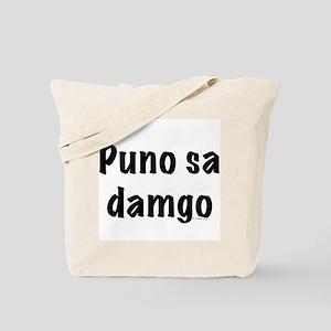 Puno Sa Damgo Tote Bag