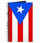 Puerto Rico Blank Journal