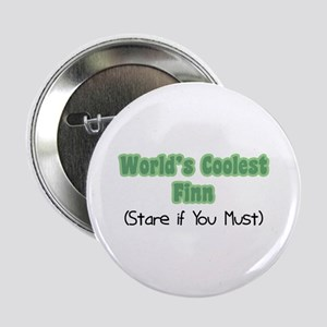 "World's Coolest Finn 2.25"" Button"