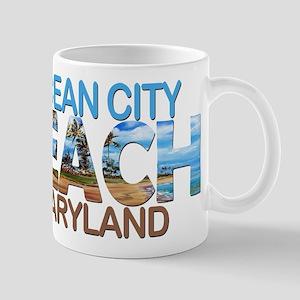 Summer ocean city- maryland Mugs