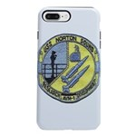 USS NORTON SOUND iPhone 8/7 Plus Tough Case