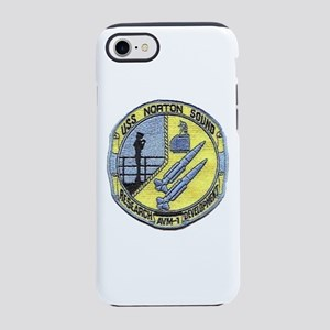 USS NORTON SOUND iPhone 8/7 Tough Case
