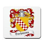 Bachmann Family Crest Mousepad