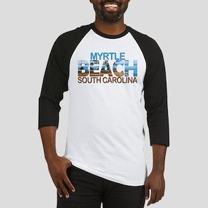 Summer myrtle beach- south carolin Baseball Jersey