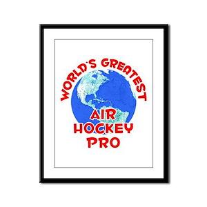 World's Greatest Air H.. (F) Framed Panel Print