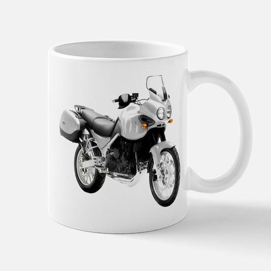 Triumph Tiger Motorbike Gray Mug