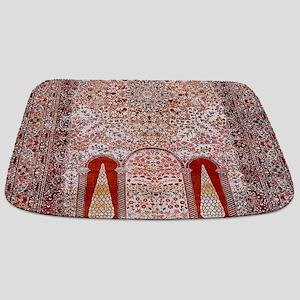 Tree of Life Persian Carpet Bathmat