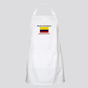 Colombian Grandmother (Abuela BBQ Apron