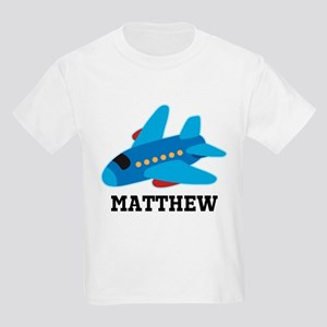 Personalized Airplane Jet Plane T-Shirt
