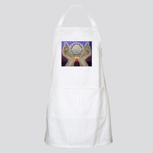 Rock, Sky and Massage BBQ Apron