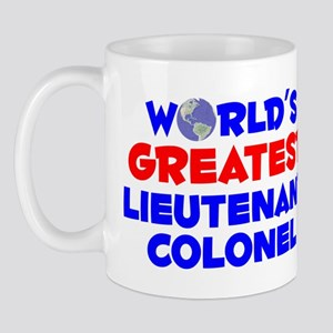 World's Greatest Lieut.. (A) Mug