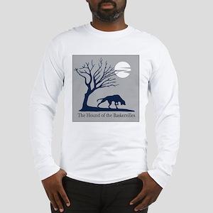 Hound 2 Graphic.jpg Long Sleeve T-Shirt