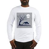 Sherlock holmes hound of baskervilles Long Sleeve T-shirts