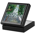 Rainforest Waterfall Keepsake Box