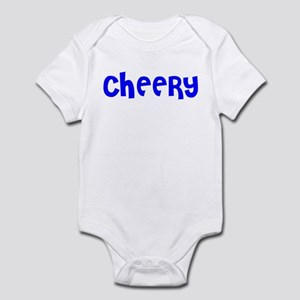 """Cheery"" Infant Bodysuit"