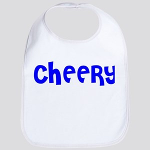 """""""Cheery"""" Bib"""