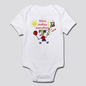 Mimi Fun Boy Infant Bodysuit