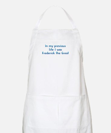 PL Frederick the Great BBQ Apron