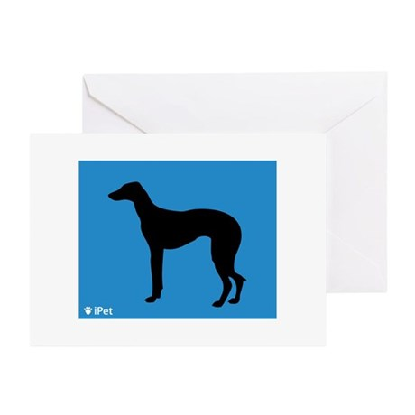Sloughi iPet Greeting Cards (Pk of 10)