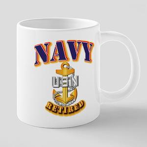 NAVY - CPO - Retired Mugs