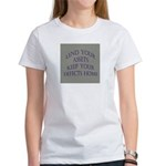 Lend Your Assets Women's T-Shirt