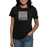 Lend Your Assets Women's Dark T-Shirt