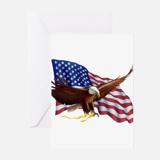 American Patriotism Greeting Cards