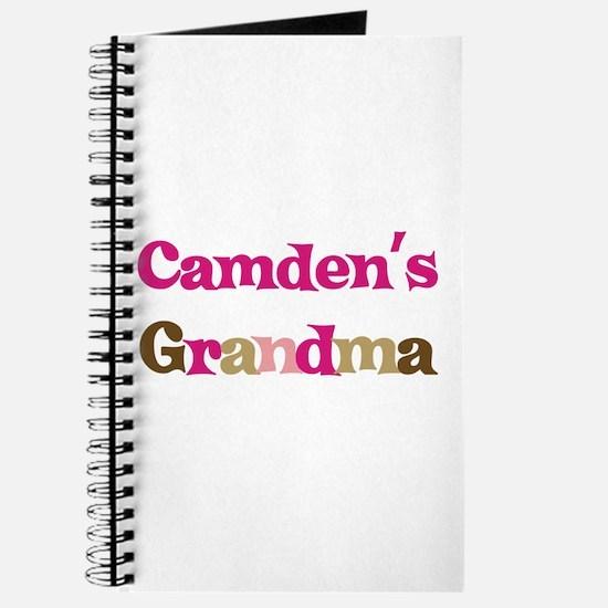 Camden's Grandma Journal