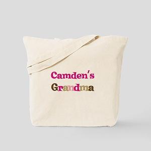 Camden's Grandma  Tote Bag