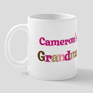 Cameron's Grandma  Mug