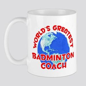 World's Greatest Badmi.. (F) Mug