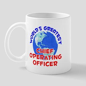 World's Greatest Chief.. (E) Mug