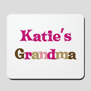 Katie's Grandma Mousepad