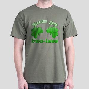 Erin Go Bra-less Dark T-Shirt