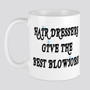 Hairdressers Give The Best Bl Mug