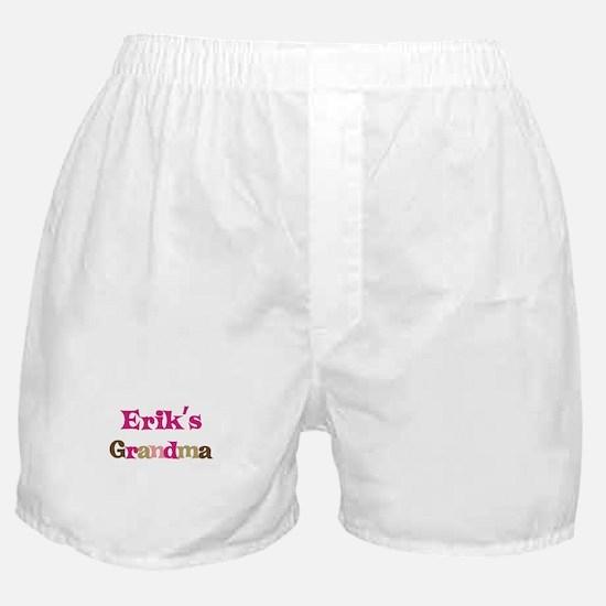 Erik's Grandma  Boxer Shorts